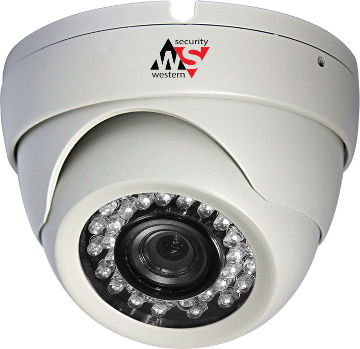 WesternSecurity WS-FHD624DPZ-2-ICR-S6