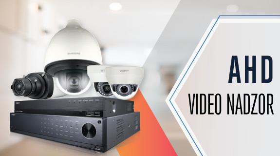 AHD video nadzor
