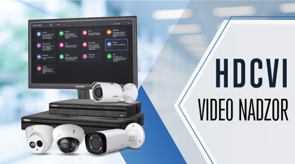 HDCVI video nadzor